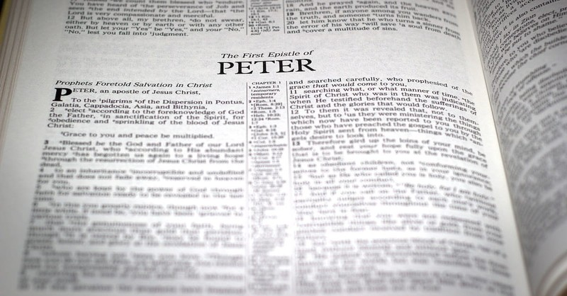 Why Study the Books of 1–2 Peter?