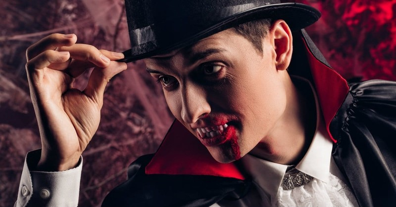 My Teen Is Obsessed with Vampires - What Does God Have to Say?