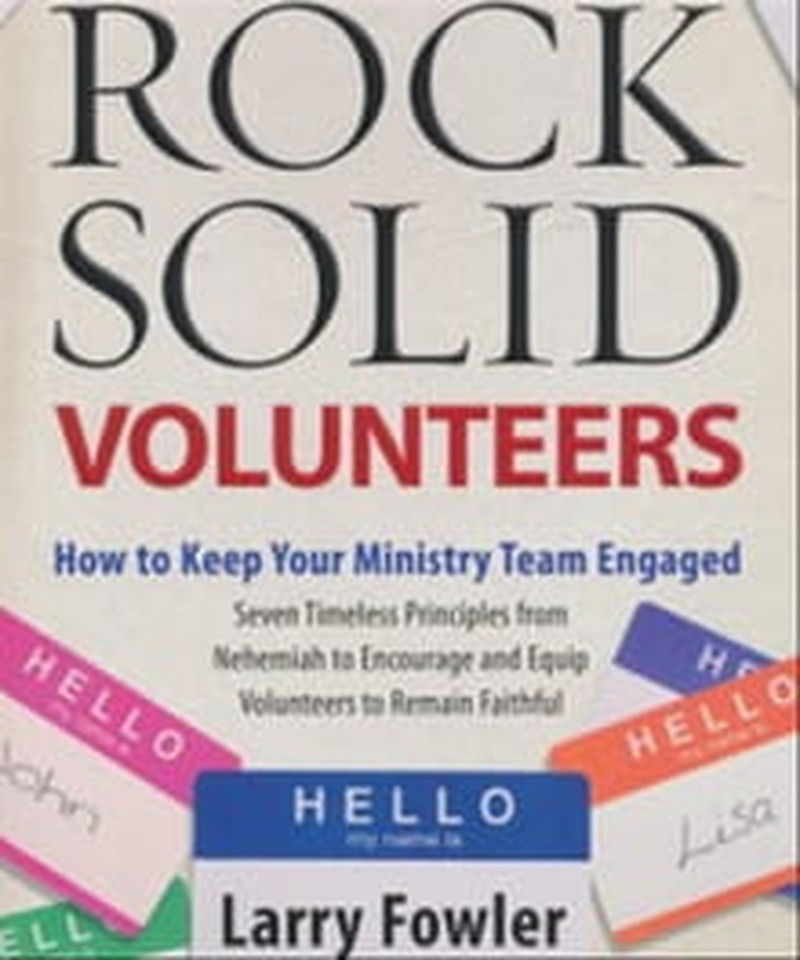 How to Engage Your Ministry's Volunteers