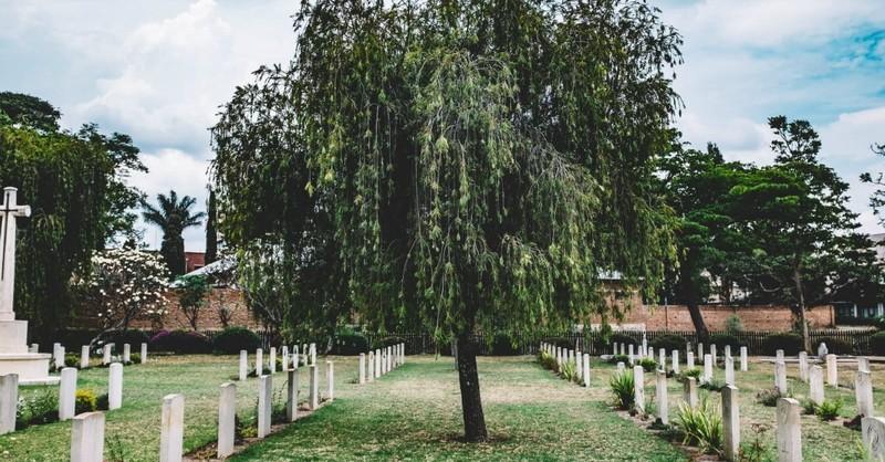 A Funeral Prayer