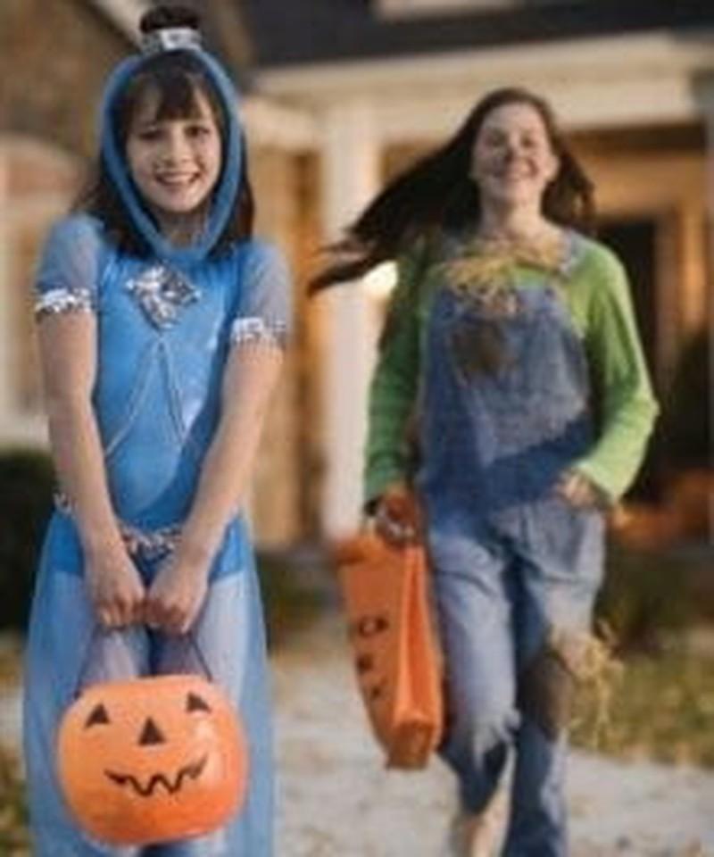 When Halloween Falls on a Church Night