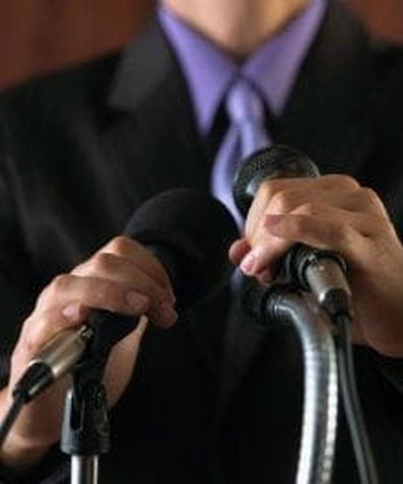Your Pastor Isn't a Pundit