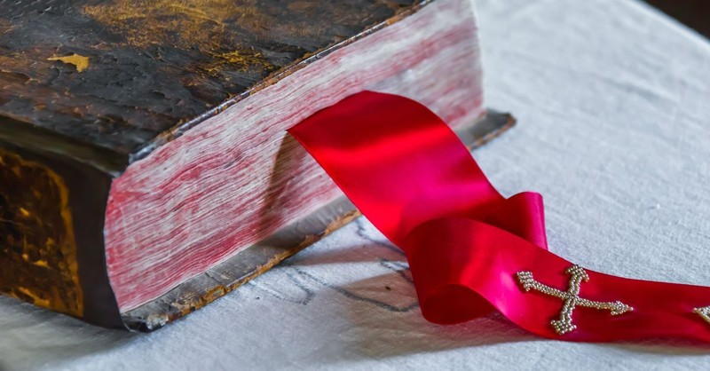 """How a """"Scarlet Cord"""" Connects the Entire Bible"""
