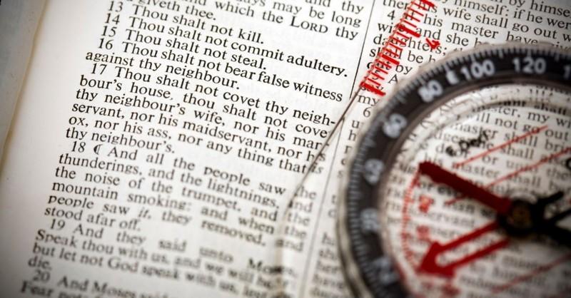 3 Lies Christians Believe about the Ten Commandments