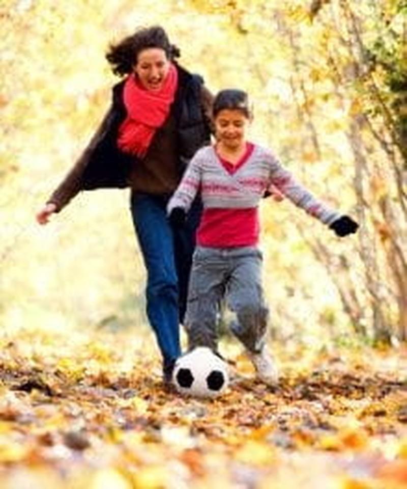 Dear Moms: Jesus Wants You to Run