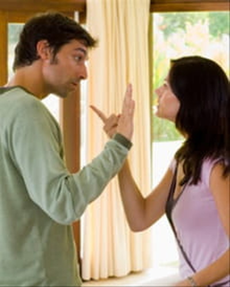 When You Disagree with Your Spouse
