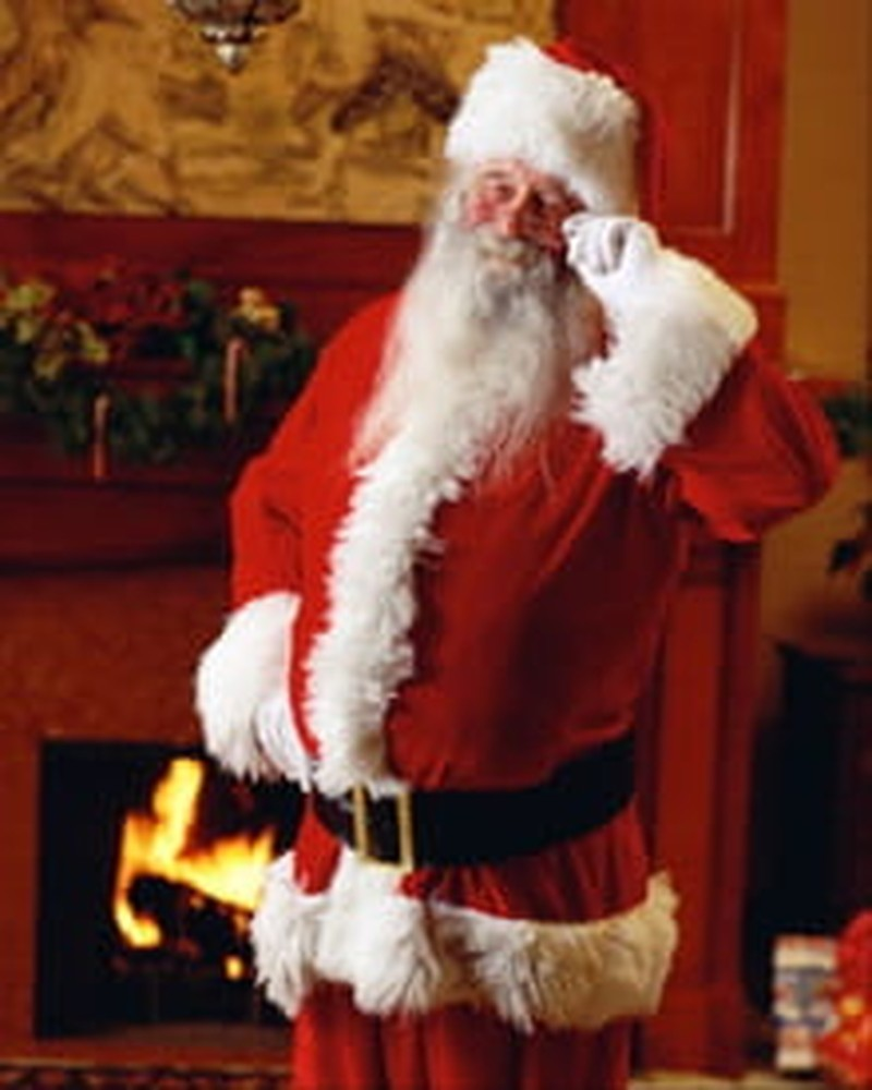 What to Do with Santa Claus