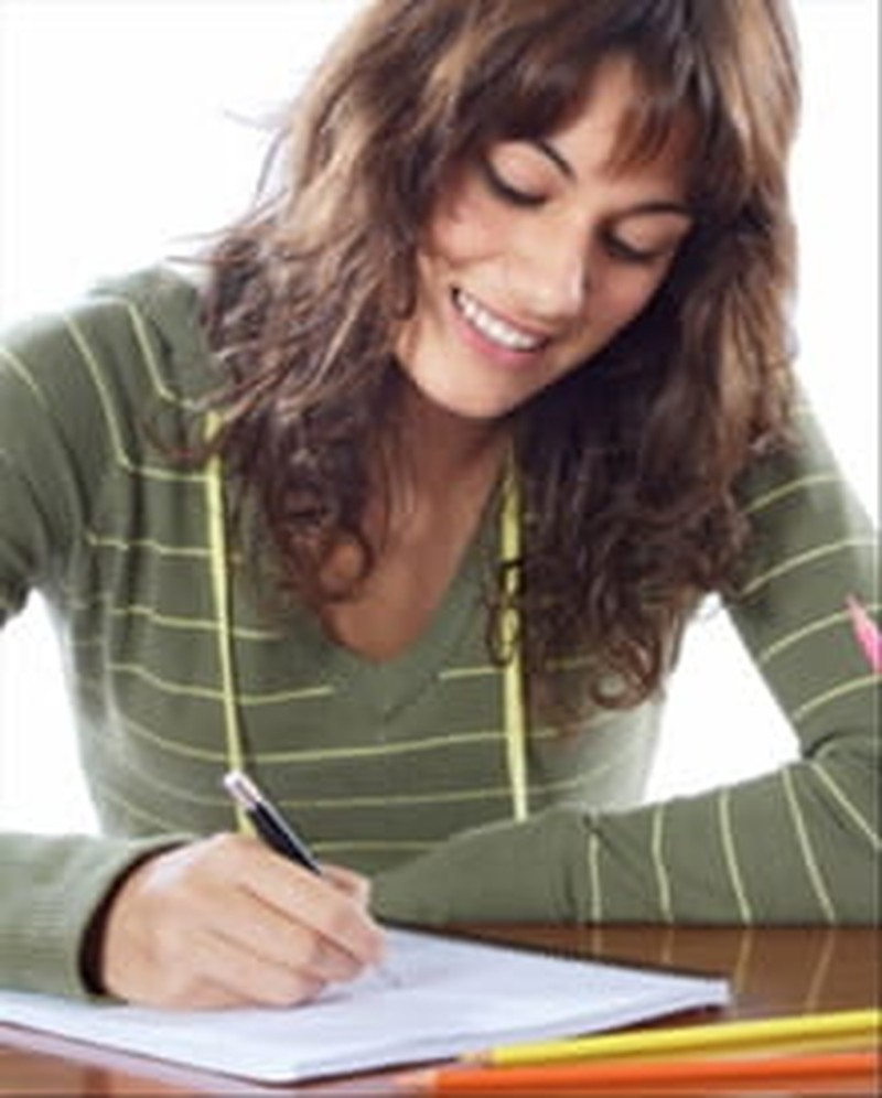 Inspiring the Writer in Your Teen