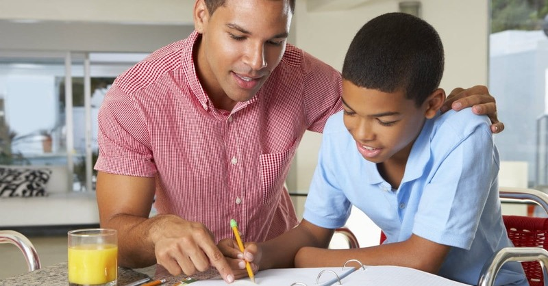 How Dads Can Help Their Kids Succeed in School