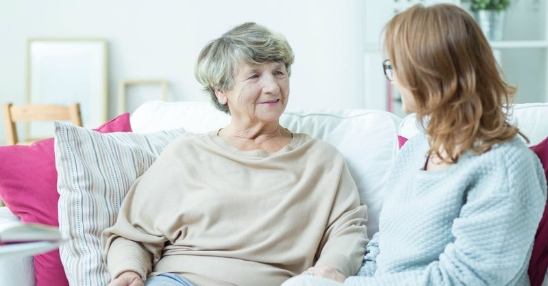 The Simple Lesson I Learned from Visiting My Mother's Nursing Home