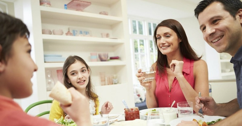 9 Reasons Why Dinnertime Should be Family Time