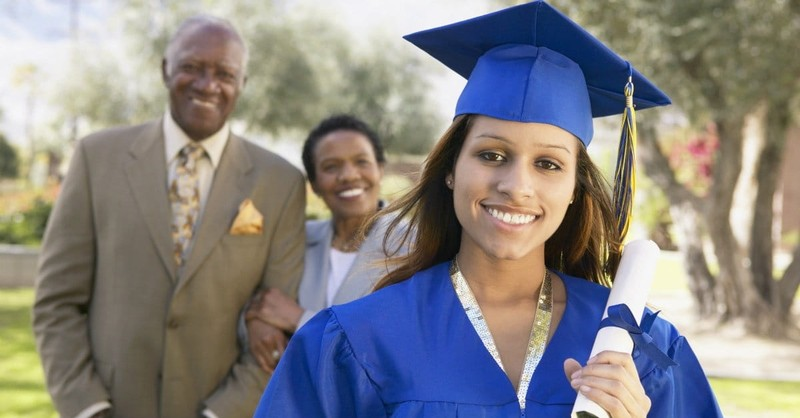 The Legacy of Blessing: A Graduate's Best Gift