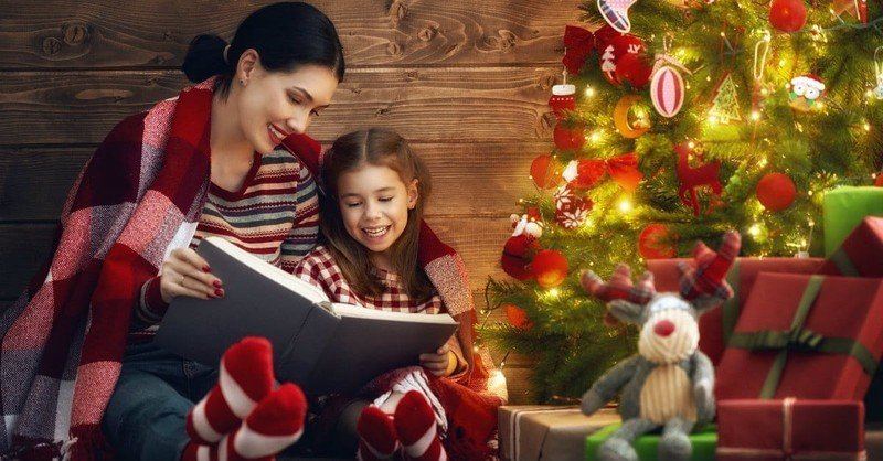 How to Create a Christmas Story for Your Family