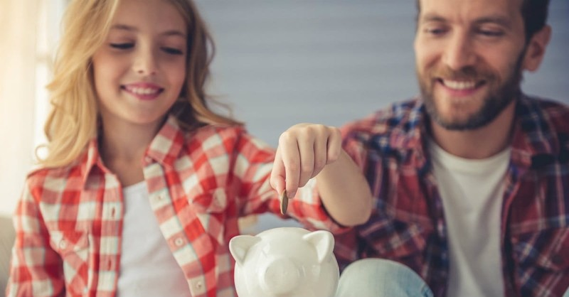 Teaching Your Children the Art of Giving