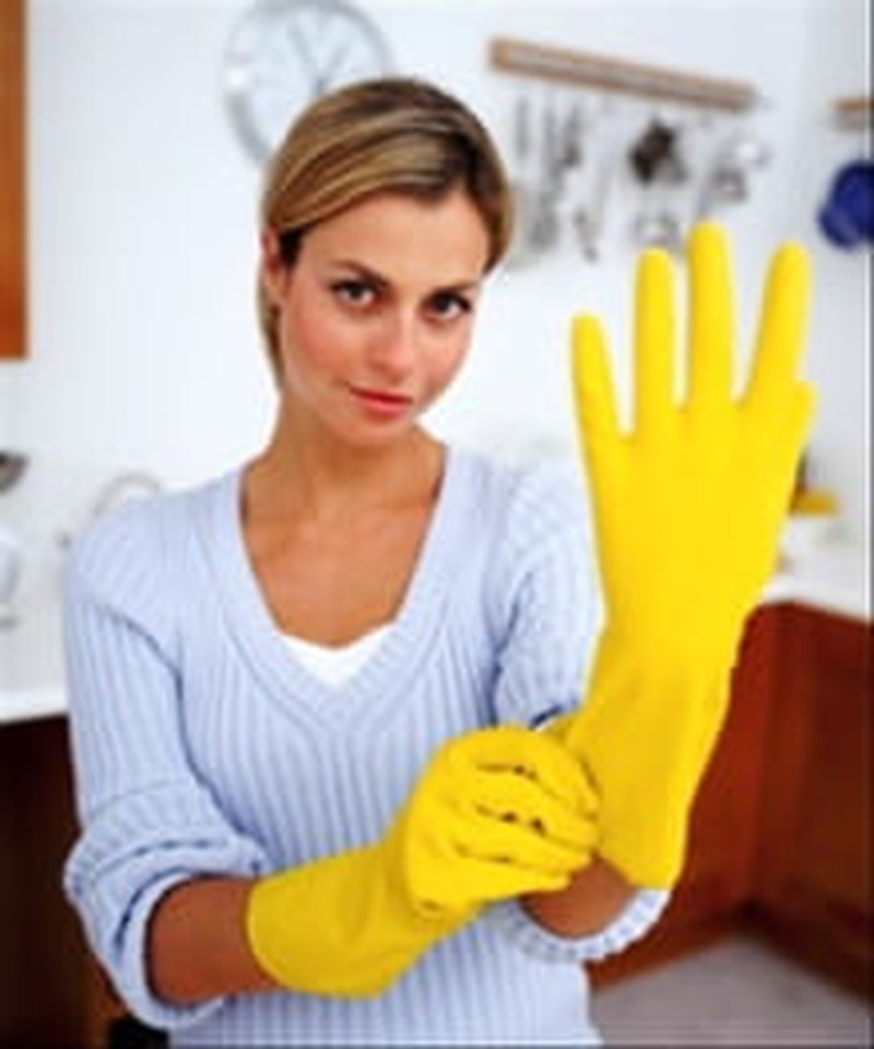 Wake Up With the Gloves On!