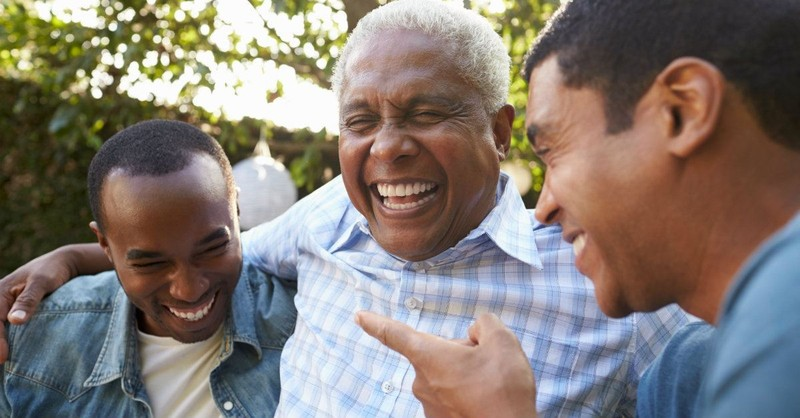 Five Ways Grandparents Can Cultivate a Healthy Family Environment