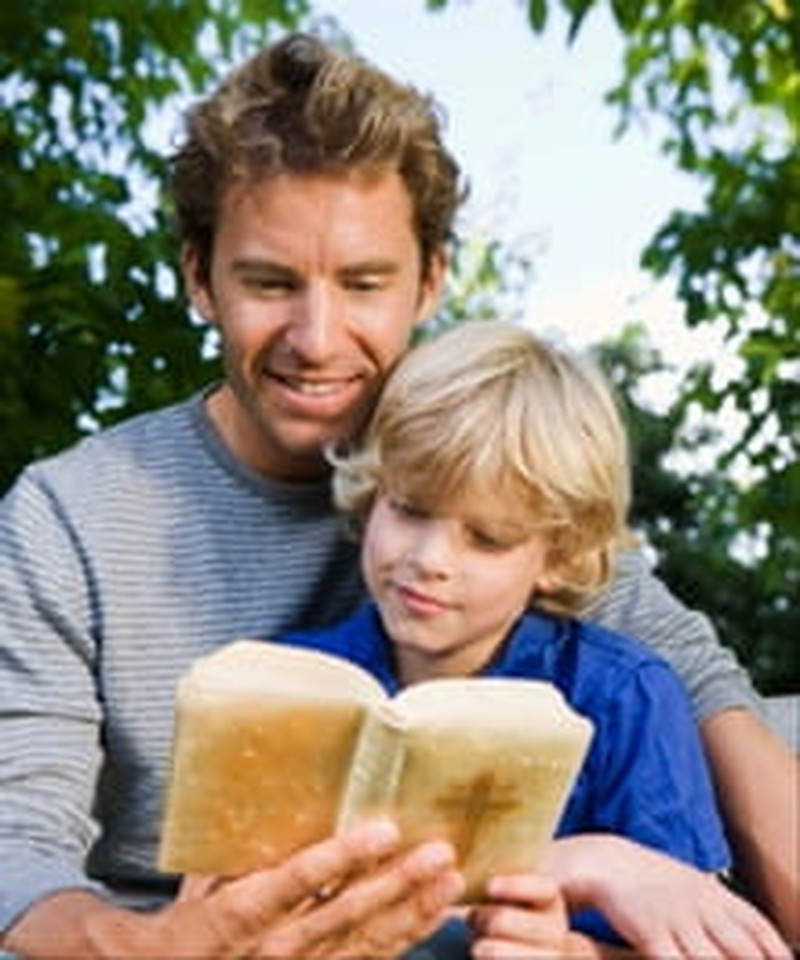 Teaching Children the Bible Can Be Simple
