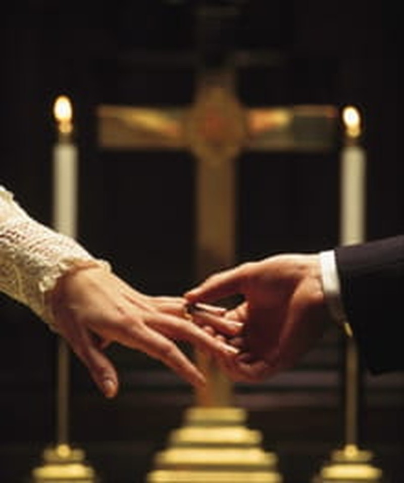 Christian Marriage: A Union of Three