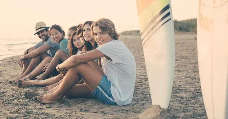 Teens and Summer: Work Time or Play Time?