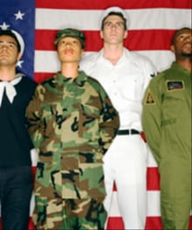 Homeschoolers in the Military
