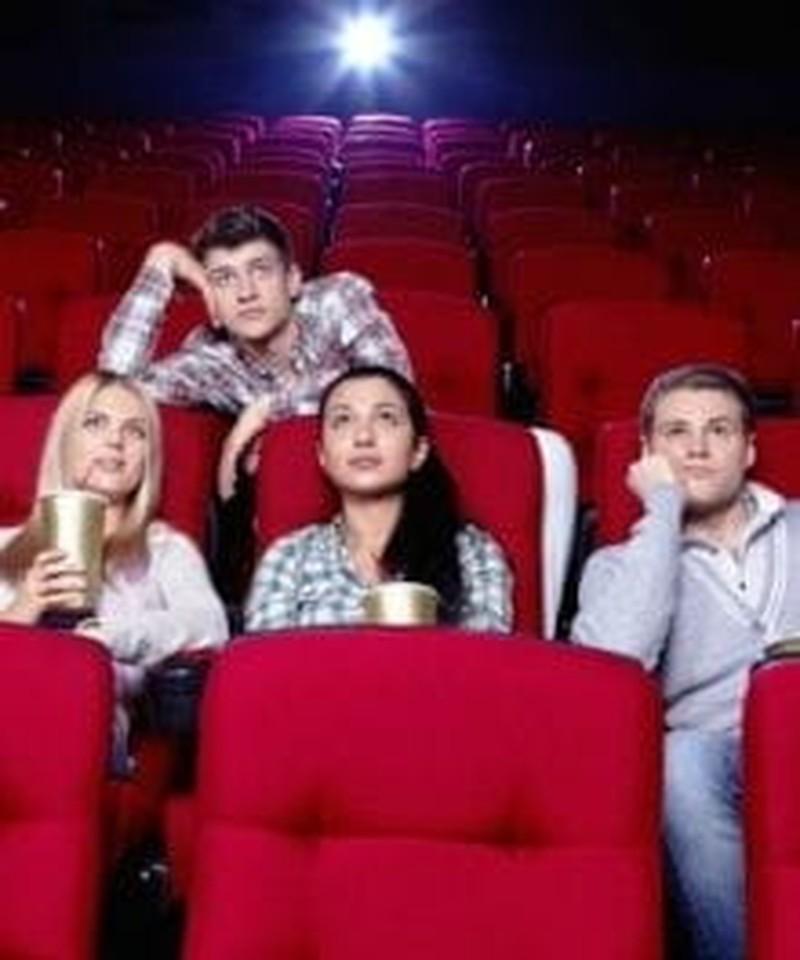 Sex in Movies Influences Your Teen's Behavior
