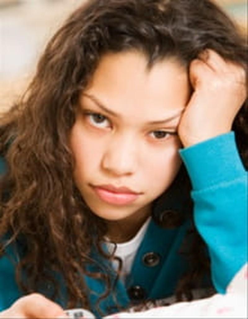 Handling an Angry Teen