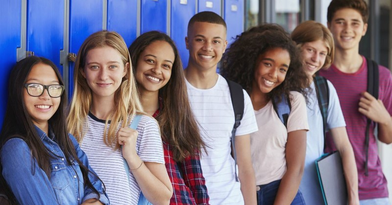 7 Hopeful Prayers for High School Students