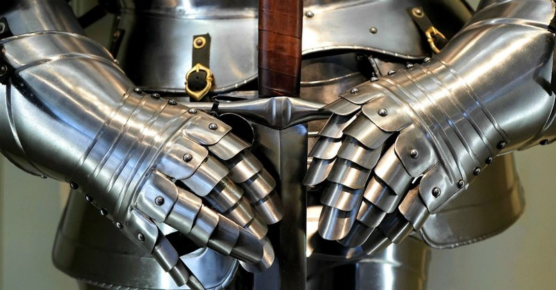 How to Teach Your Teens to Put on the Full Armor of God
