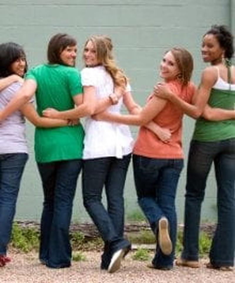 On Loving Those Teenage Girls