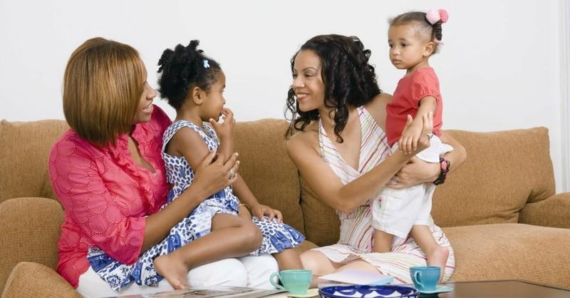 5 Friends Every Mom Needs
