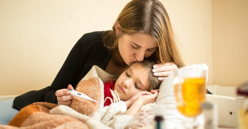 How to Handle it When Your Child is Suffering