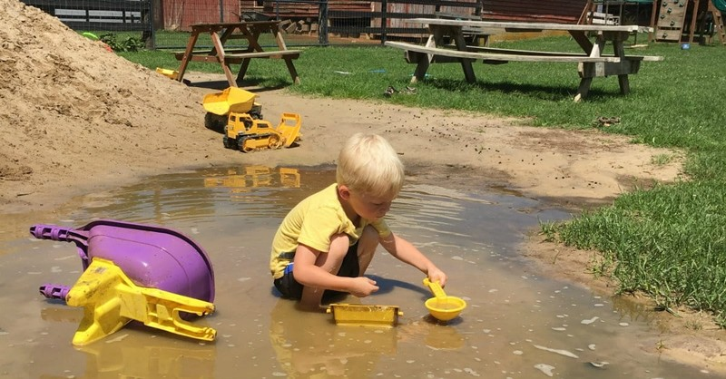 Why I Let My Kids Play in the Dirt, and You Should Too