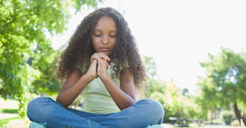 How to Teach Your Children to Pray