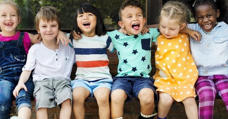 Homeschooling Preschoolers: The Natural Option
