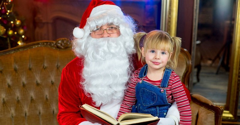 Why I Told My Daughter the Truth about Santa Claus