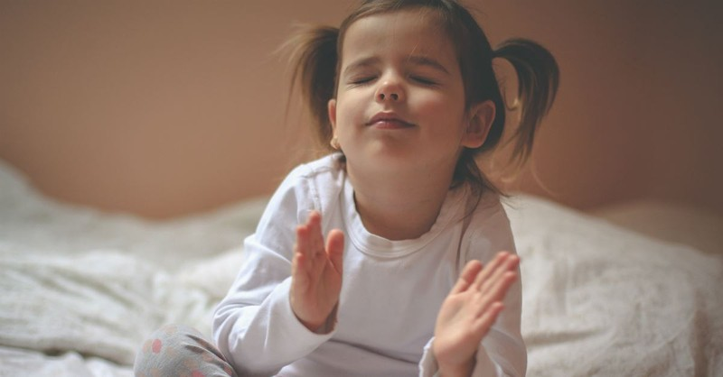 How to Teach Your Little Ones to Pray: One Amazing Method