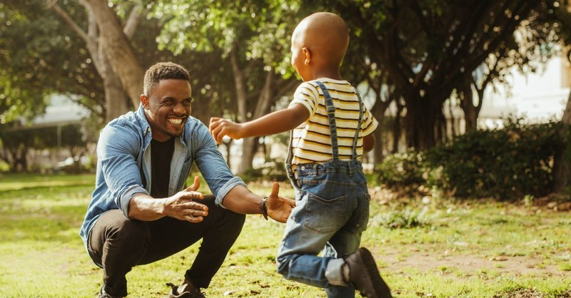4 Ways to Be a Grace-Focused Parent