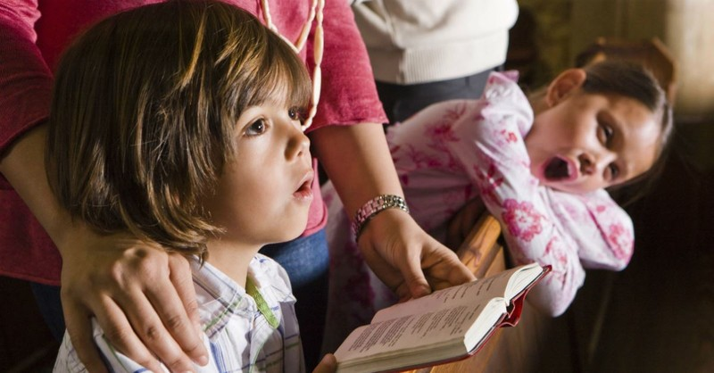 Should You Force Your Kids to Go to Church?