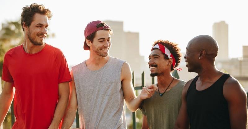 Getting Christian Men to Talk about Faith through Film