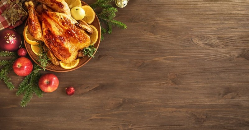 How to Not Lose Thanksgiving in the Christmas Prep