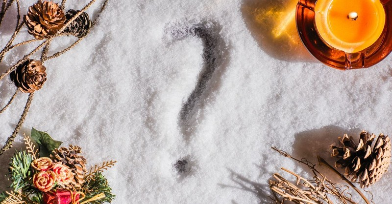 The Most Inspiring Questions to Ask This Advent and Christmas