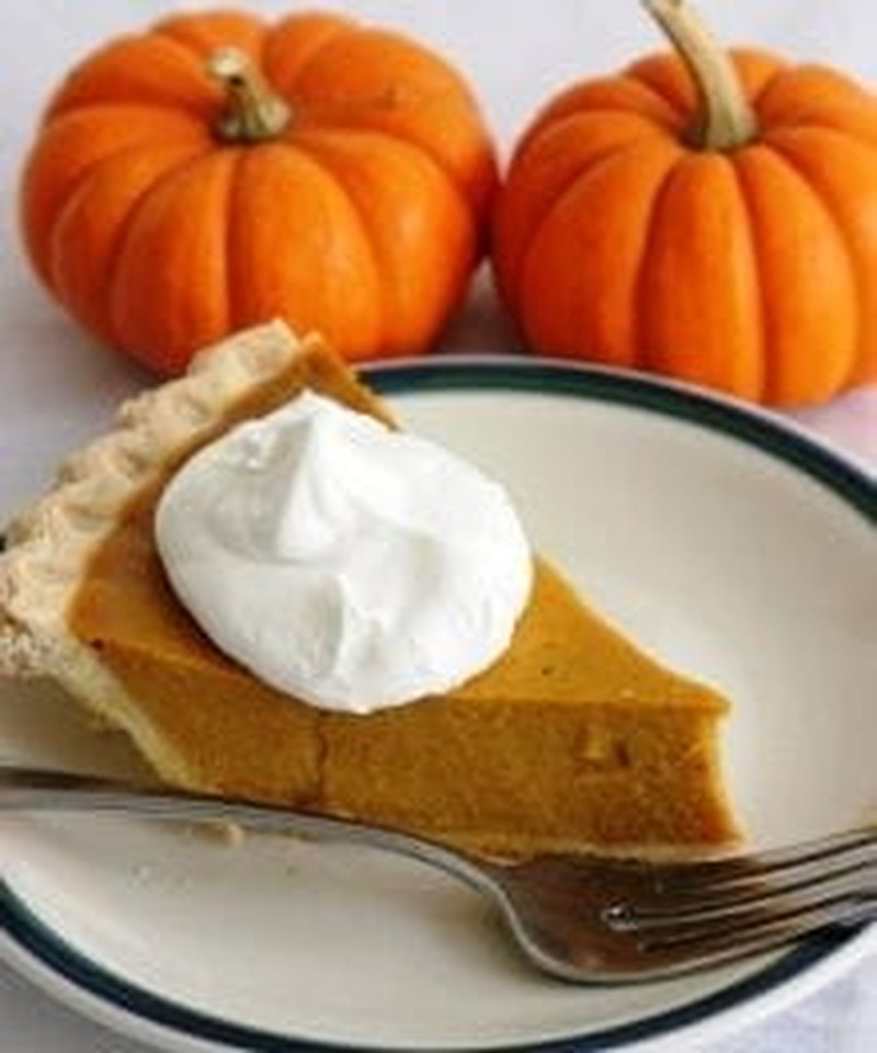 In Praise of Pumpkin