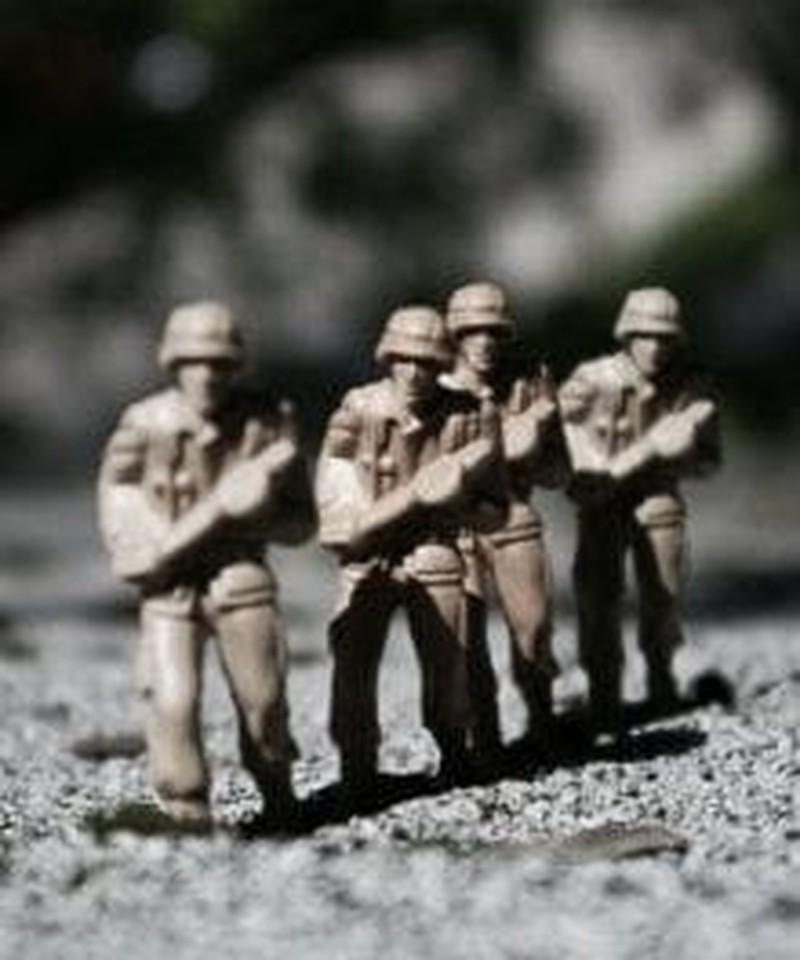 Four Battles of the Single Christian