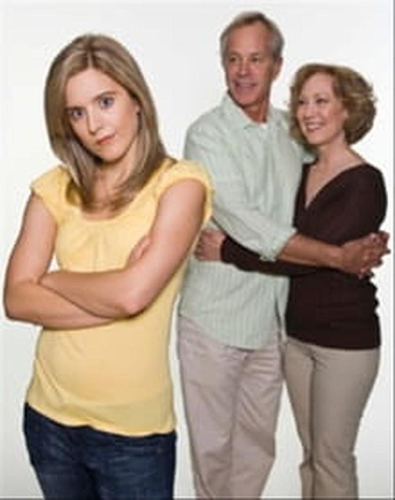 He Said-She Said: When Parents Interfere