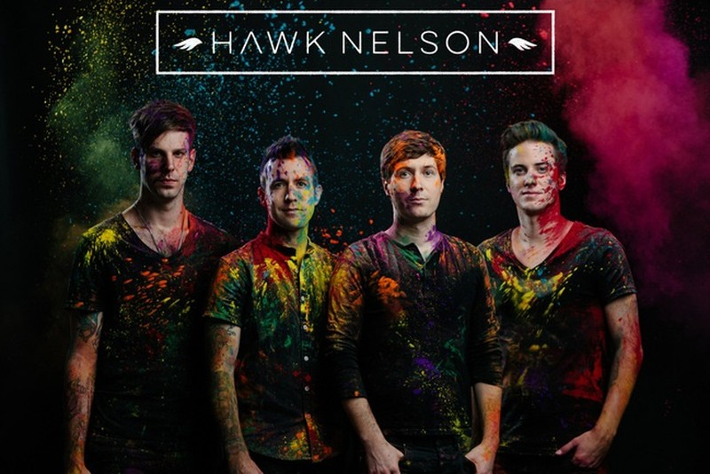 Hawk Nelson Sets Release Date for New Project - DIAMONDS - March 17