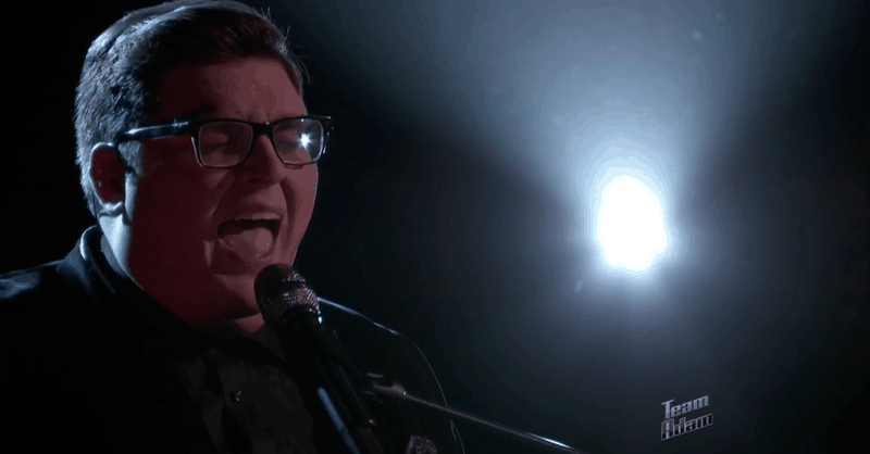 Young Man Sings 'Great Is Thy Faithfulness' on National Television