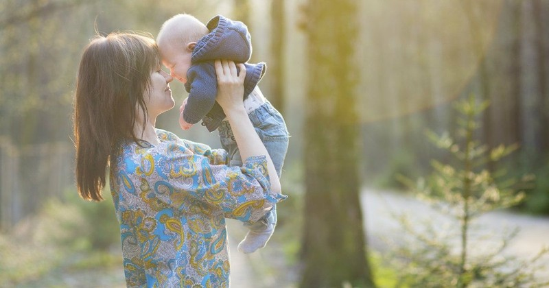 How My Son Helped Me Become a Better Daughter