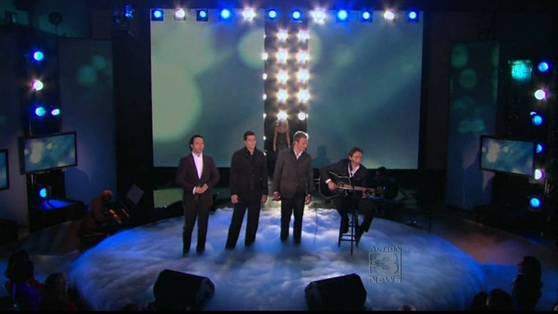 The Canadian Tenors will STUN You with Their Amazing Version of 'Hallelujah' - WOW!