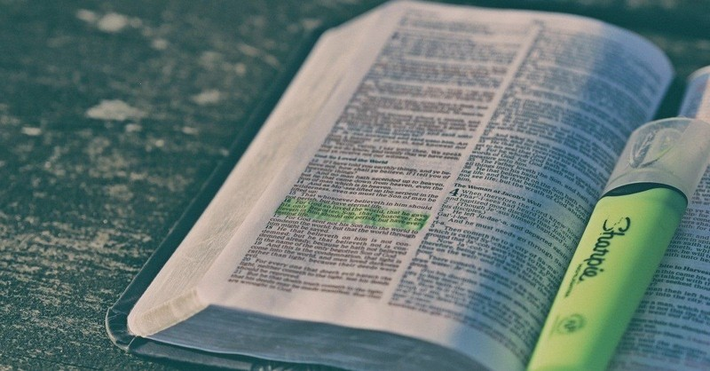 What is a Life Verse and How Do I Choose One?