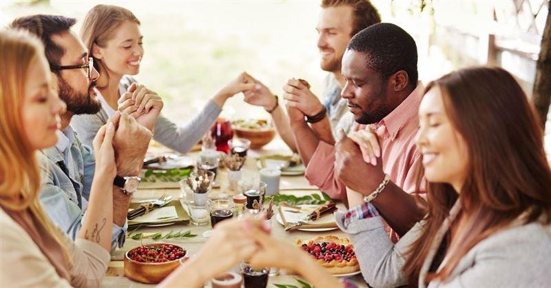 thanksgiving prayers for family